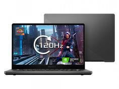 Ноутбук ASUS ROG GA401IU-HE107T 90NR03I6-M06530 (AMD Ryzen 9 4900HS 3.0GHz/16384Mb/512Gb SSD/No ODD/nVidia GeForce GTX 1660 Ti Max-Q 6144Mb/Wi-Fi/Bluetooth/14/1920x1080/Windows 10 64-bit)