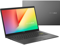 Ноутбук ASUS X413JA-EB316T 90NB0RC7-M04370 (Intel Core i5-1035G1 1.0GHz/8192Mb/256Gb SSD/No ODD/Intel UHD Graphics/Wi-Fi/Bluetooth/Cam/14/1920x1080/Windows 10 64-bit)