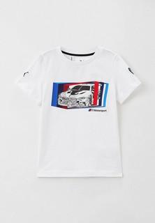 Футболка PUMA BMW MMS Kids Car Graphic Tee