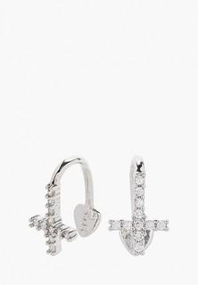 Каффы Shine&Beauty с покрытием серебра 925 пробы