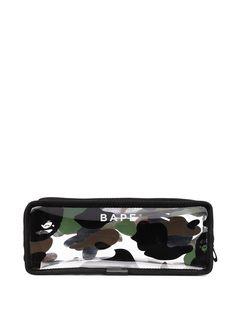 A BATHING APE® мини-сумка 1st Camo Flight с камуфляжным принтом