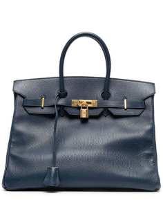 Hermès сумка Birkin KM 35 1992-го года Hermes