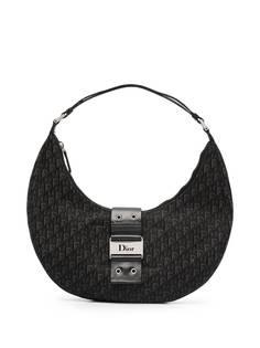 Christian Dior сумка-тоут 2003-го года с узором Trotter