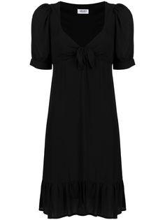 LIU JO платье мини с завязками