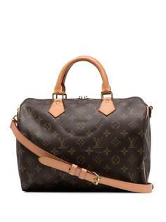 Louis Vuitton сумка Speedy Bandouliere 30 2013-го года