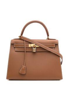 Hermès сумка Kelly Séllier 28 1998-го года Hermes