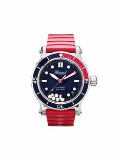Chopard наручные часы Happy Ocean 40 мм