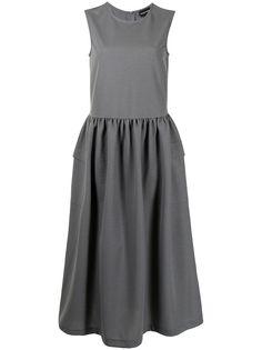 Emporio Armani платье с карманами