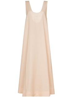 Asceno платье без рукавов