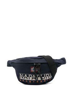 Napapijri поясная сумка с логотипом
