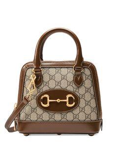 Gucci маленькая сумка-тоут 1955 Horsebit