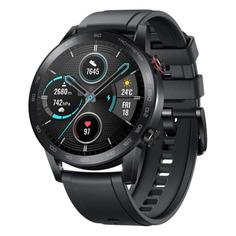 """Смарт-часы Honor Watch Magic 2 B39S, 46мм, 1.39"""", черный / черный [55026748-001]"""