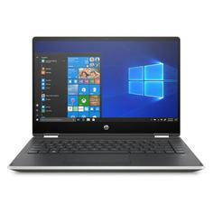 "Ноутбук-трансформер HP Pavilion x360 14-dh1015ur, 14"", IPS, Intel Core i5 10210U 1.6ГГц, 8ГБ, 256ГБ SSD, Intel UHD Graphics , Windows 10, 1B2Q9EA, серебристый"