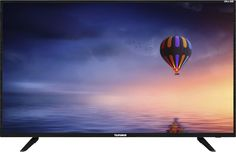 LED телевизор Telefunken TF-LED43S08T2SU (черный)