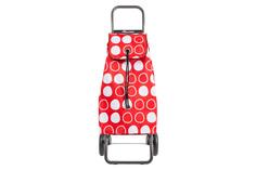 Сумка-тележка на 2 колёсиках IMX089 Rojo Hoff