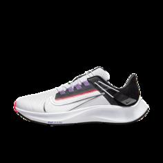 Женские беговые кроссовки Nike Air Zoom Pegasus 38 FlyEase - Белый