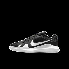 Теннисные кроссовки для дошкольников/школьников NikeCourt Jr. Vapor Pro - Черный