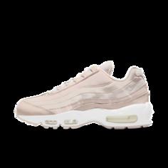 Женские кроссовки Nike Air Max 95 - Розовый