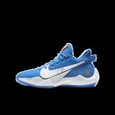 Баскетбольные кроссовки для школьников Freak 2 SE - Синий Nike