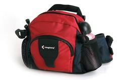 4214 JORDAN сумка поясная (красный) King Camp