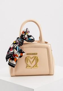 Сумка Love Moschino с шарфом-повязкой 15х100 см