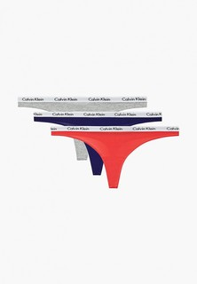 Трусы 3 шт. Calvin Klein Underwear