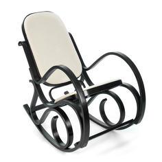 Кресло-качалка ТС 55х98х91 см ткань венге TC