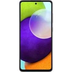 Смартфон Samsung Galaxy A52 128 Гб черный