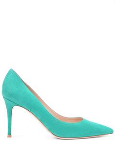 Туфли замшевые Gianvito