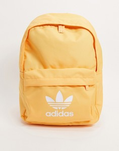 Классический оранжевый рюкзак adidas Originals-Оранжевый цвет