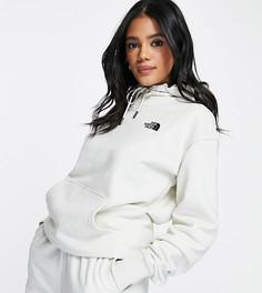 Базовый oversized-худи кремового цвета TheNorth Face Essential – эксклюзивно для ASOS-Белый