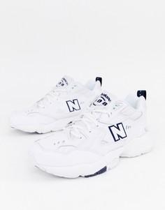 Белые кроссовки New Balance 608 MX608WT-Белый