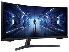 Монитор Samsung Odyssey G5 C34G55TWWI Выгодный набор + серт. 200Р!!!