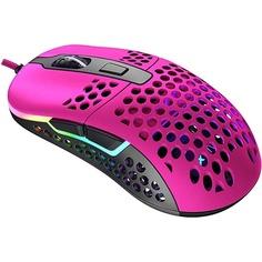 Компьютерная мышь Xtrfy M42 с RGB, Pink