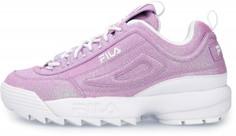 Кроссовки для девочек FILA Disruptor II Glimmer, размер 34.5