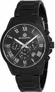 fashion наручные мужские часы BIGOTTI BGT0274-3. Коллекция Milano