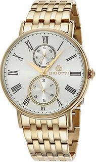 fashion наручные мужские часы BIGOTTI BG.1.10047-4. Коллекция Napoli