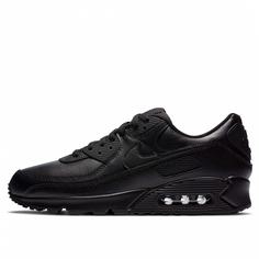 Мужскиекроссовки Air Max 90 Leather Nike