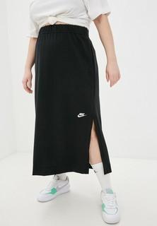Юбка Nike W NSW SKIRT MAXI JRSY PLUS
