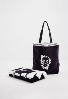 Сумка и полотенце Karl Lagerfeld IKONIK