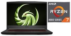 Ноутбук MSI BRAVO 15 A4DDR-400XRU (черный)