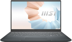 Ноутбук MSI 14 B10MW-455XRU (серый)