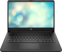 Ноутбук HP 14s-dq2012ur (черный)