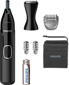 Триммер Philips для носа, ушей, бровей и создания контуров NT5650/16