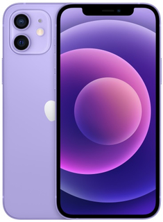 Смартфон Apple iPhone 12 128GB Purple (MJNP3RU/A)