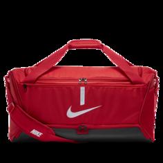 Футбольная сумка-дафл Nike Academy Team (средний размер) - Красный
