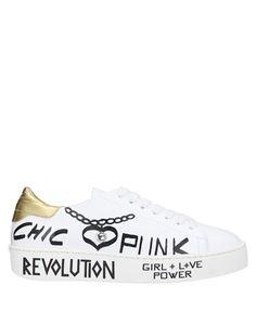 Кеды и кроссовки Parisienne