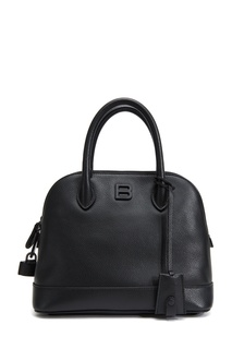 Черная кожаная сумка Ville Supple Small Balenciaga