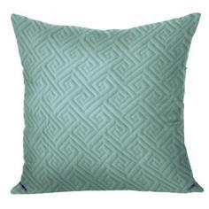 Подушка Aqua 2 50x50 см цвет зелёный Seasons