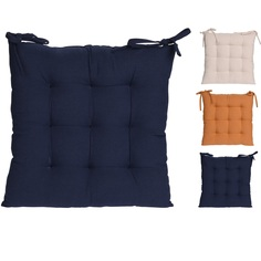 Подушка для стула декоративная в ассортименте Koopman 40х40см